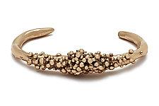 Caviar Cuff by Julie Cohn (Bronze Cuff)