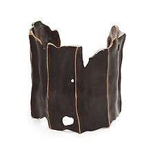 Driftwood Cuff by Julie Cohn (Bronze Cuff)