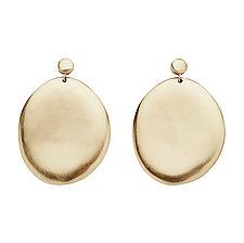 Lagoon Earring by Julie Cohn (Bronze Earrings)