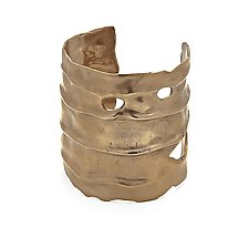 Bakota Cuff by Julie Cohn (Bronze Bracelet)