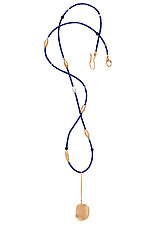Tangier Necklace by Julie Cohn (Bronze, Stone & Pearl Necklace)