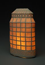 Water Tower by Jonathan White (Ceramic Sculpture)