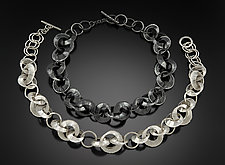 Orbit Necklace by Lisa D'Agostino (Silver Necklace)
