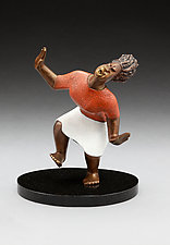 Dance It Out by Stalin Tafura (Bronze Sculpture)