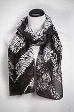 Freccia Silk Scarf by Suzanne Bates (Silk Scarf)