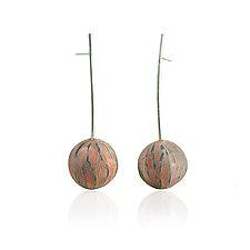 Single Balanced Earrings by Lindsay Locatelli (Polymer Clay Earrings)