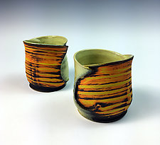 Cup Set I by Thomas Harris (Ceramic Cups)