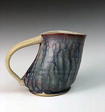 Ash Ducktail Mug by Thomas Harris (Ceramic Mug)