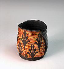 Still Life with Fleurs Mug by Thomas Harris (Ceramic Mug)