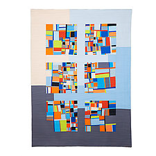 Motif #14 by Allegra Brelsford (Fiber Wall Hanging)