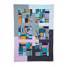 Motif #15 by Allegra Brelsford (Fiber Wall Hanging)
