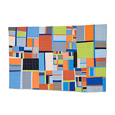 Motif #16 by Allegra Brelsford (Fiber Wall Hanging)