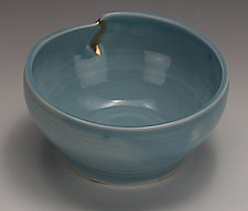 Kintsuki Bowl by Jared Jaffe (Ceramic Bowl)