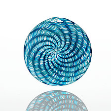 Stratosphere by Michael Magyar (Art Glass Ornament)