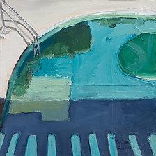 Apache Junction Breakfast by Cynthia Eddings (Oil Painting)