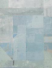 Vibrant Stillness by Cynthia Eddings (Oil Painting)