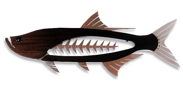 Tarpon Wall Sculpture