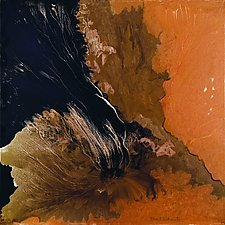Golden Canyon II by Rhona LK Schonwald (Giclee Print)