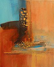 Desert Oasis I by Nicholas Foschi (Acrylic Painting)