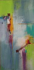 Upward Flow I by Nicholas Foschi (Acrylic Painting)