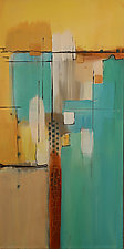 Upward Flow II by Nicholas Foschi (Acrylic Painting)
