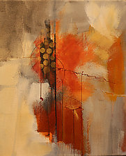 Geometric Abstract I by Nicholas Foschi (Acrylic Painting)