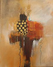 Geometric Abstract III by Nicholas Foschi (Acrylic Painting)