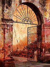 Vade Retro by Richard Speedy (Color Photograph)