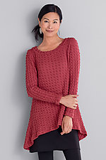 Eyelash Tunic by Lisa Bayne  (Knit Tunic)