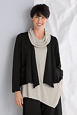 Relaxed Jacket by Lisa Bayne  (Knit Jacket)