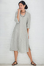 Capri Dress by Lisa Bayne  (Linen Dress)