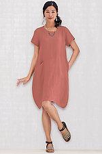 Sandrine Dress by Lisa Bayne  (Linen Dress)