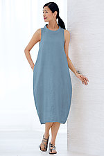 Palma Dress by Lisa Bayne  (Linen Dress)