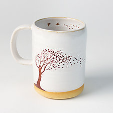 Take Flight Mug by Chris Hudson and Shelly  Hail (Ceramic Mug)