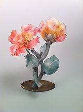 Hope by Demetra Theofanous (Glass Sculpture)