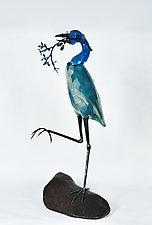 Aurora by Grant Garmezy (Art Glass Sculpture)