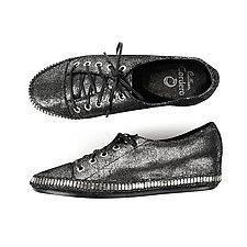 Terra Lace Sneaker by Calleen Cordero  (Leather Shoe)