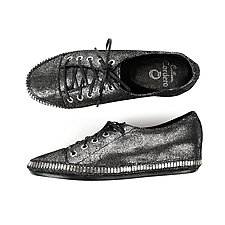 Terra Lace Sneaker by Calleen Cordero  (Leather Shoe)