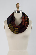 Duru Mobius Infinity Scarf by Robin Bergman  (Bamboo & Chenille Scarf)