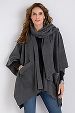 Scarf Cape by Go Lightly  (Fleece Cape)