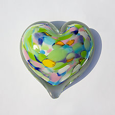 Party Mix by April Wagner (Art Glass Paperweight)