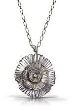 In Bloom Necklace by Susie Aoki (Silver Necklace)