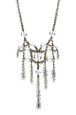 Venus Necklace by Michelle Pajak-Reynolds (Silver & Stone Necklace)