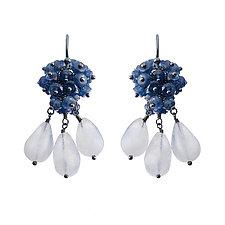 Edlynn Earrings by Michelle Pajak-Reynolds (Silver & Stone Earrings)
