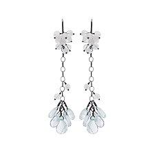 Kailani Earrings by Michelle Pajak-Reynolds (Silver & Stone Earrings)