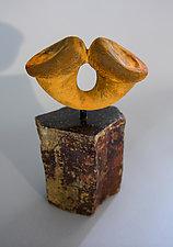 Miniature #1 by Jan Hoy (Ceramic Sculpture)
