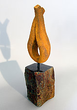 Miniature #3 by Jan Hoy (Ceramic Sculpture)
