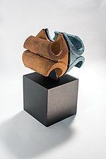 Bound III by Jan Hoy (Ceramic Sculpture)