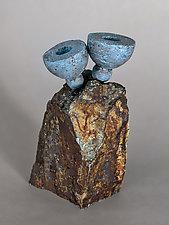 Beads #3 by Jan Hoy (Ceramic Sculpture)