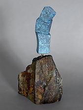 Beads #4 by Jan Hoy (Ceramic Sculpture)